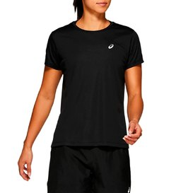 REMERA ASICS SILVER SS GRAPHIC 1 MUJER